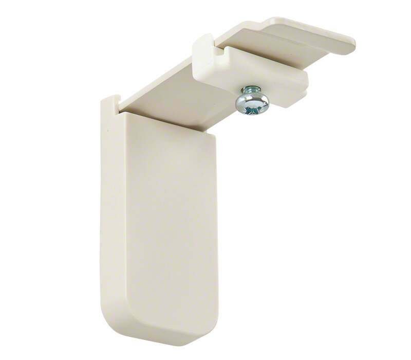 Cameron Fuller Standard Bracket for System 30 Curtain Track (Wall Fix)