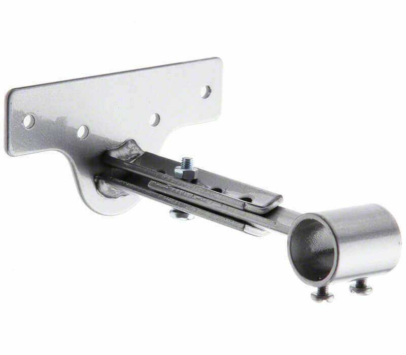 Cameron Fuller Metal Extendable Centre Bracket for 19mm Curtain Poles