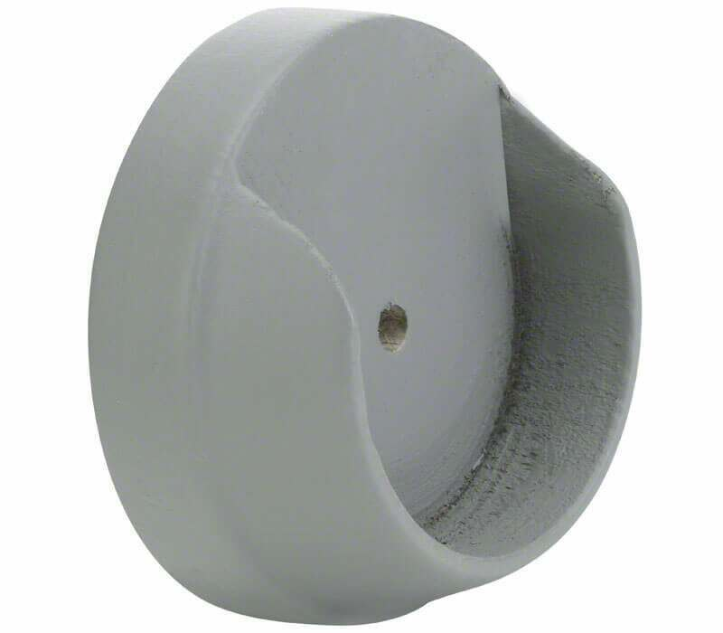 Rolls Honister Recess Brackets for 50mm Curtain Poles (pair)