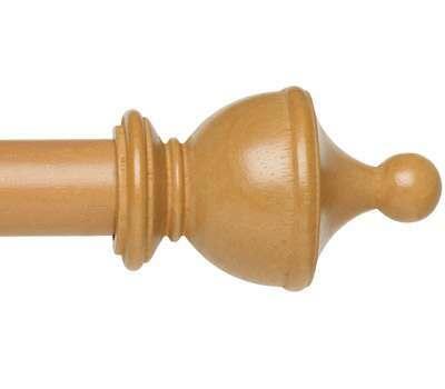 Swish Romantica 35mm Wooden Curtain Pole