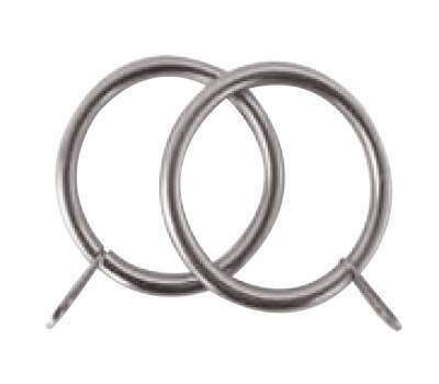Speedy Victory Curtain Rings for 28mm Curtain Poles (6 per pack)