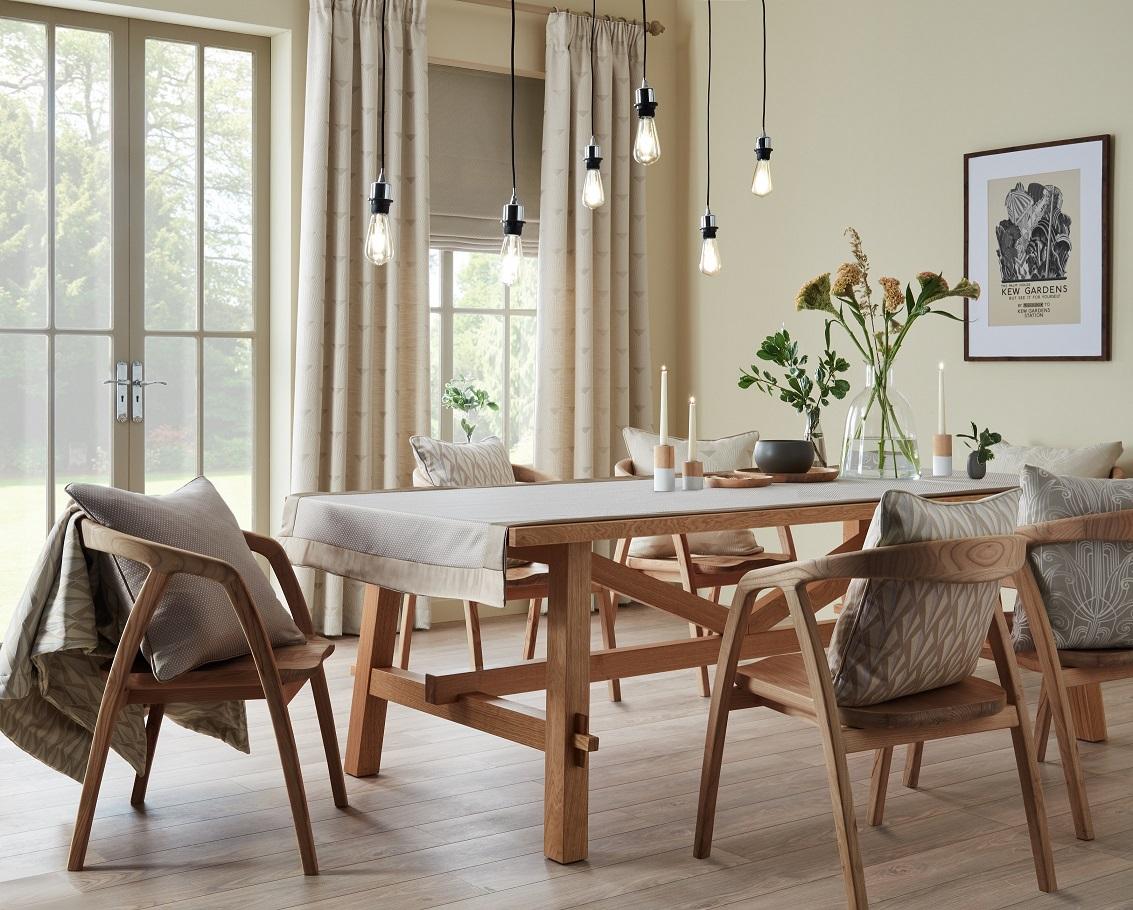 Create eco friendly interior