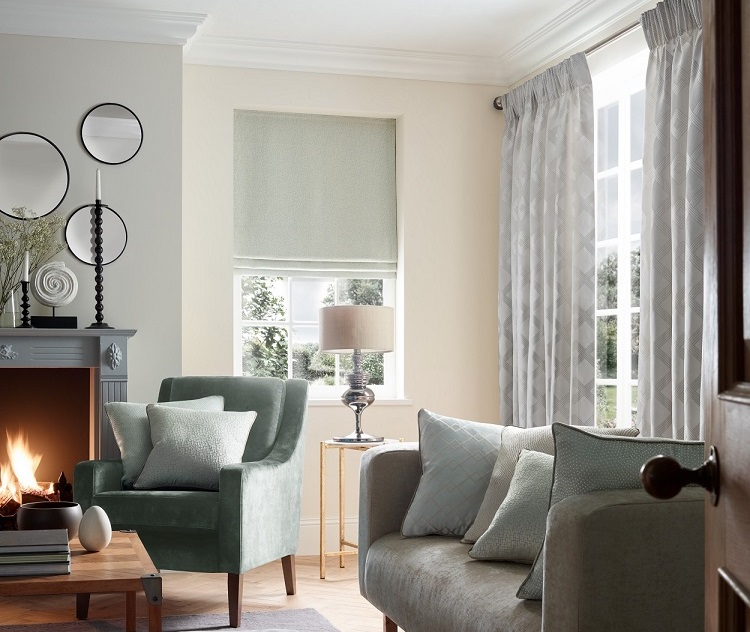 Dress windows in any interior design style