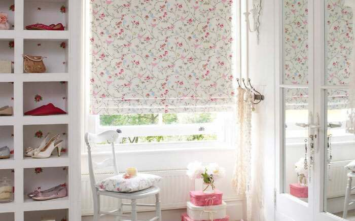 Beautiful Blinds for a bedroom