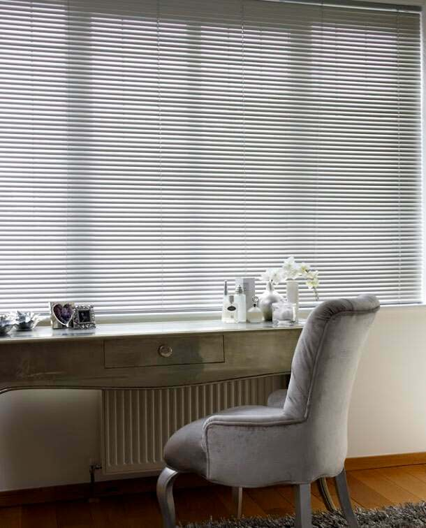 Venetian Blinds are perfect in a bedroom