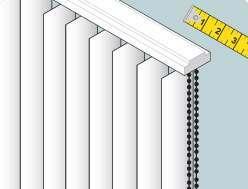 Arena vertical blinds