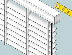 Arena wooden venetian blinds