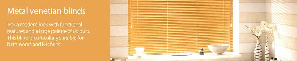 Everything you want to know about Metal Venetian Blinds