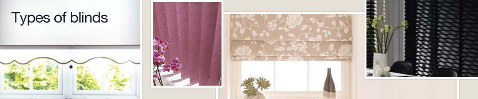 We sell many varieties and styles of Window Blinds