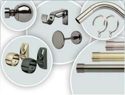 Create Your Own Curtain Pole Online