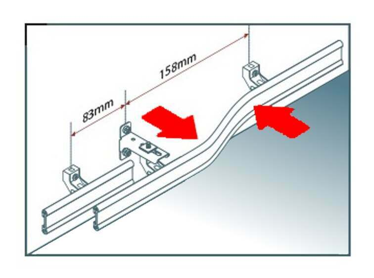 How To Install Curtain Tracks