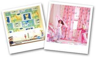 childrens curtains, blinds and design ideas