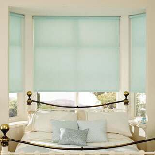 roller blinds for bay windows