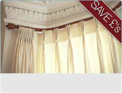 special offer bay window poles and tracks
