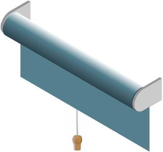 roller blind fitting instructions